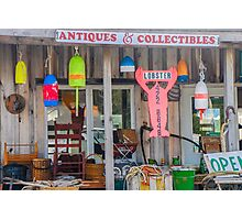 Antiques & Collectibles Photographic Print