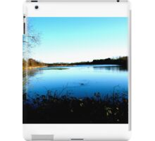 Whisby Nature Reserve iPad Case/Skin