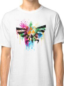 Hylian Paint Splatter Classic T-Shirt