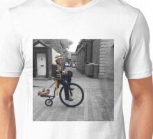 Steampunk Penny Farthing Unisex T-Shirt