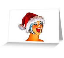 Just smile Greeting Card