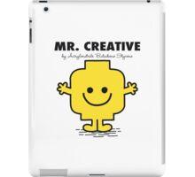 Mr Creative iPad Case/Skin