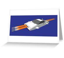 Lotus Esprit Greeting Card