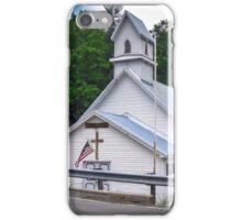 Goodwin's Chapel  iPhone Case/Skin