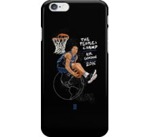 Aaron Gordon - The People's Dunk Champ iPhone Case/Skin
