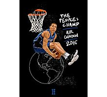 Aaron Gordon - The People's Dunk Champ Photographic Print