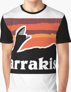 Arrakis Graphic T-Shirt