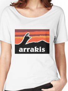 Arrakis Women's Relaxed Fit T-Shirt