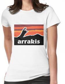 Arrakis Womens Fitted T-Shirt