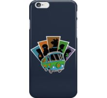 MYSTERY PALS iPhone Case/Skin
