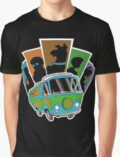 MYSTERY PALS Graphic T-Shirt
