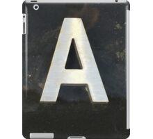 Vancouver Urban Alphabet - A iPad Case/Skin