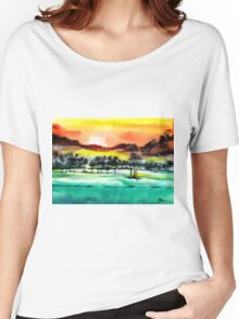 Good Evening 2 Women's Relaxed Fit T-Shirt