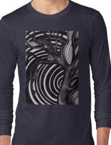 Trippy Tree Long Sleeve T-Shirt