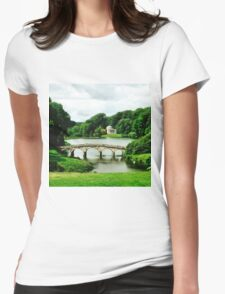 Stourhead Womens Fitted T-Shirt