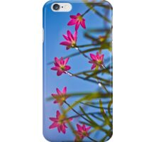 Flowers _edited version iPhone Case/Skin