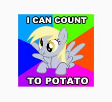 I Can Count to Potato Unisex T-Shirt