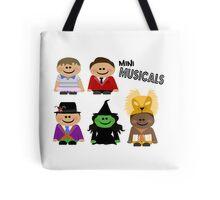 Mini Musicals Tote Bag