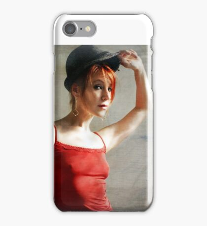 Hick Urbana iPhone Case/Skin