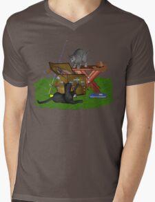 The Fisherman`s Friends Mens V-Neck T-Shirt
