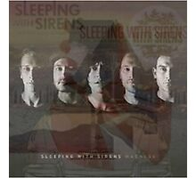 Sleeping With Sirens- Albums Photographic Print