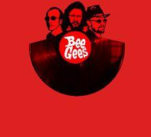 Bee Gees T-Shirt Mens V-Neck T-Shirt