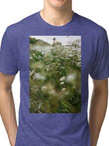 wildflowers (1) Tri-blend T-Shirt