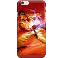 street fighter ryu  iPhone Case/Skin