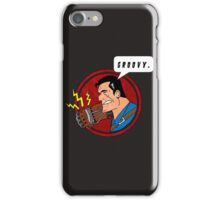 Groovy Dick iPhone Case/Skin