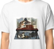 Musical Cats .. April Classic T-Shirt