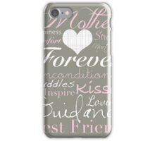 Mothers Day Gifts iPhone Case/Skin
