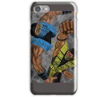 mk sub zero & scorpion 2 iPhone Case/Skin