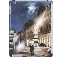 Dame Street, 530pm, November 7, 2014 iPad Case/Skin