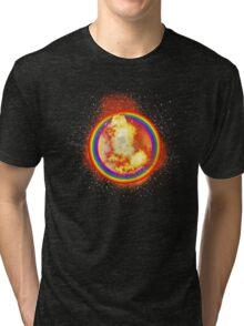 kitty cat attack Tri-blend T-Shirt