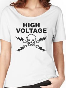 High Voltage Women's Relaxed Fit T-Shirt