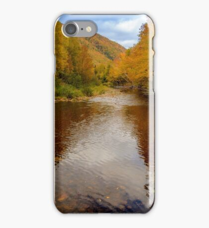Cabot Trail Autumn 2015 iPhone Case/Skin
