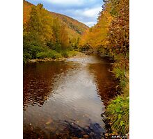 Cabot Trail Autumn 2015 Photographic Print