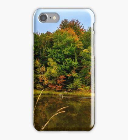 Autumn in Mabou iPhone Case/Skin