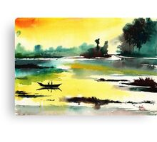 Good Evening 1 Canvas Print