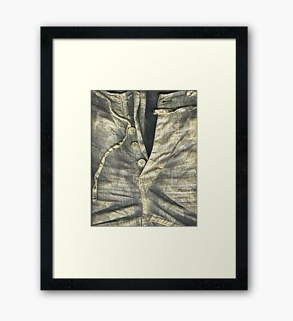 The Front Framed Print