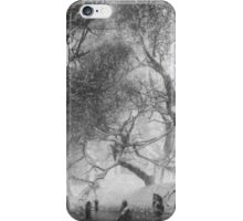 Dancing Trees at Ravensdale iPhone Case/Skin