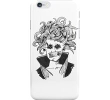 Buttoned up iPhone Case/Skin