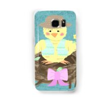 Easter/ Spring Chick Samsung Galaxy Case/Skin