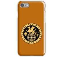 The Venture Brothers - Guild of Calamitous Intent iPhone Case/Skin