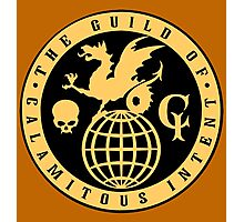 The Venture Brothers - Guild of Calamitous Intent Photographic Print