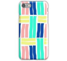Throwback Abstract 2 iPhone Case/Skin