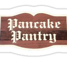 pancake pantry Sticker