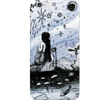 The Star - Tarot Series by Minxi iPhone Case/Skin