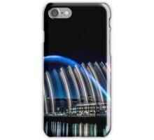 Millennium bridge whilst tilting  iPhone Case/Skin