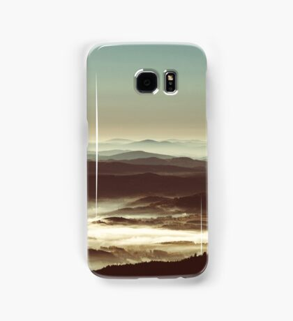 White sea Samsung Galaxy Case/Skin
